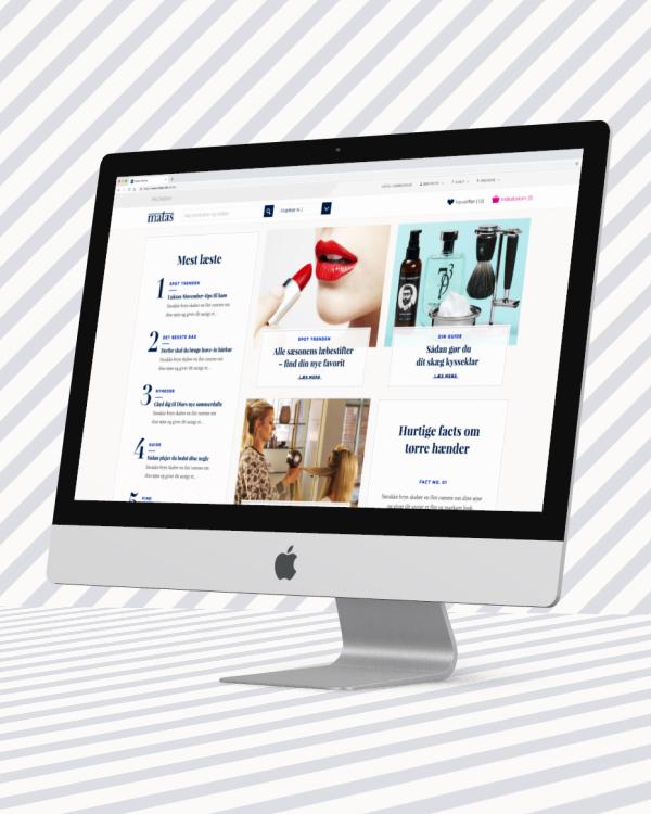 UI webdesign